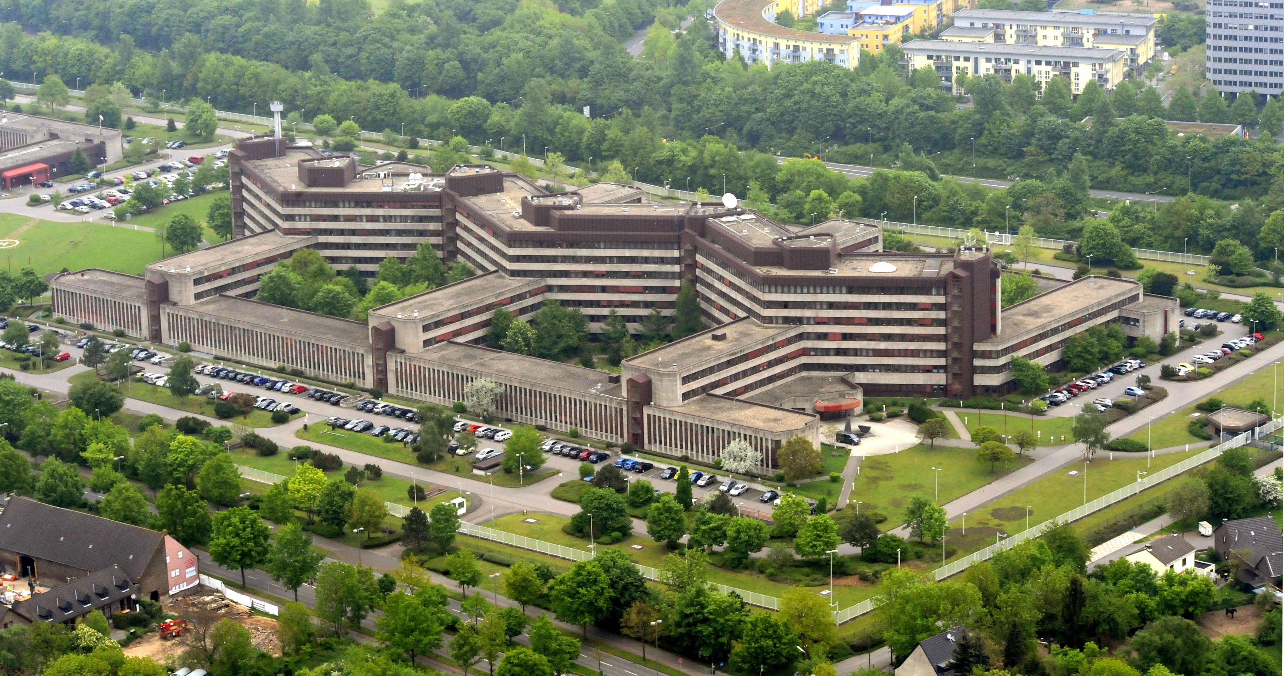 Dienstgebäude des Bundesamtes für Verfassungsschutz in Köln